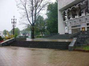 Музтеатр. Нижний сет
