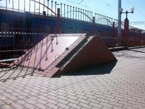 Пирамидка. Вид справа