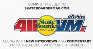 Культовый видео-журнал оскейтбординге 411VM запускает ретроспективу